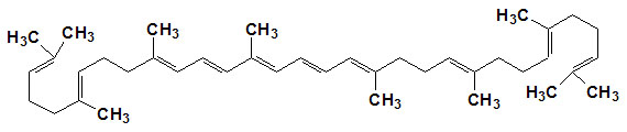 structure of phytofluene